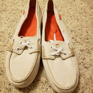 Sperry's Beige Size 9